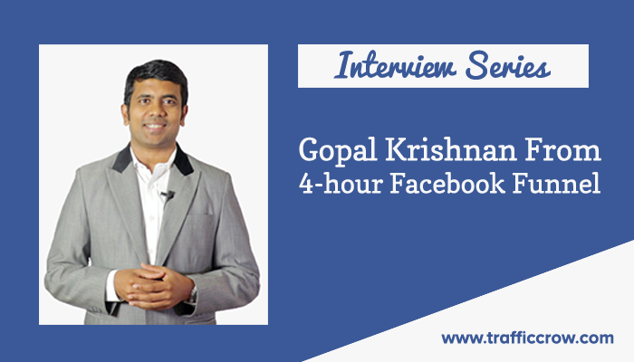 Gopal Krishnan teaches you Facebook lead generation and the story triangle to write effective Ad copy.