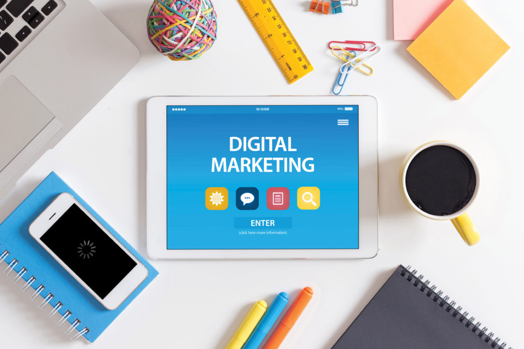 How to get a digital marketing job with no experience?