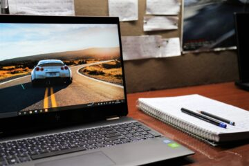 Best gaming laptops with long battery life 2021
